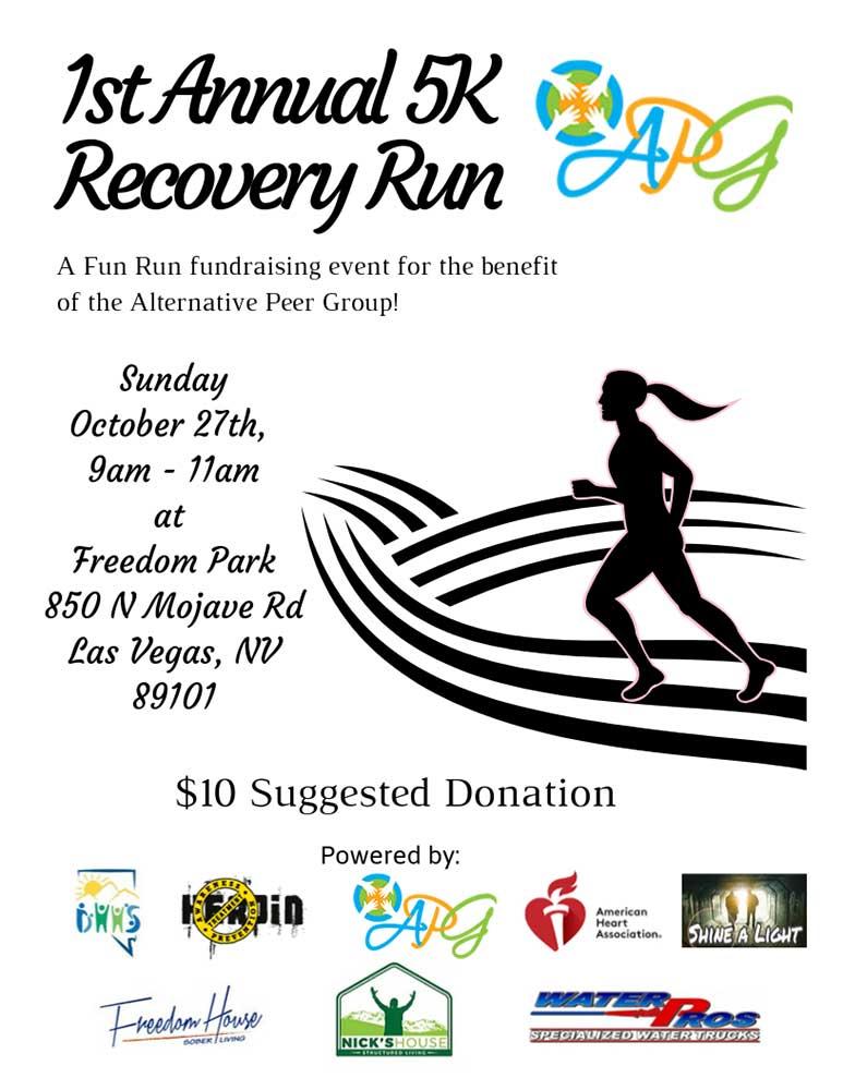 Recovery Run Print