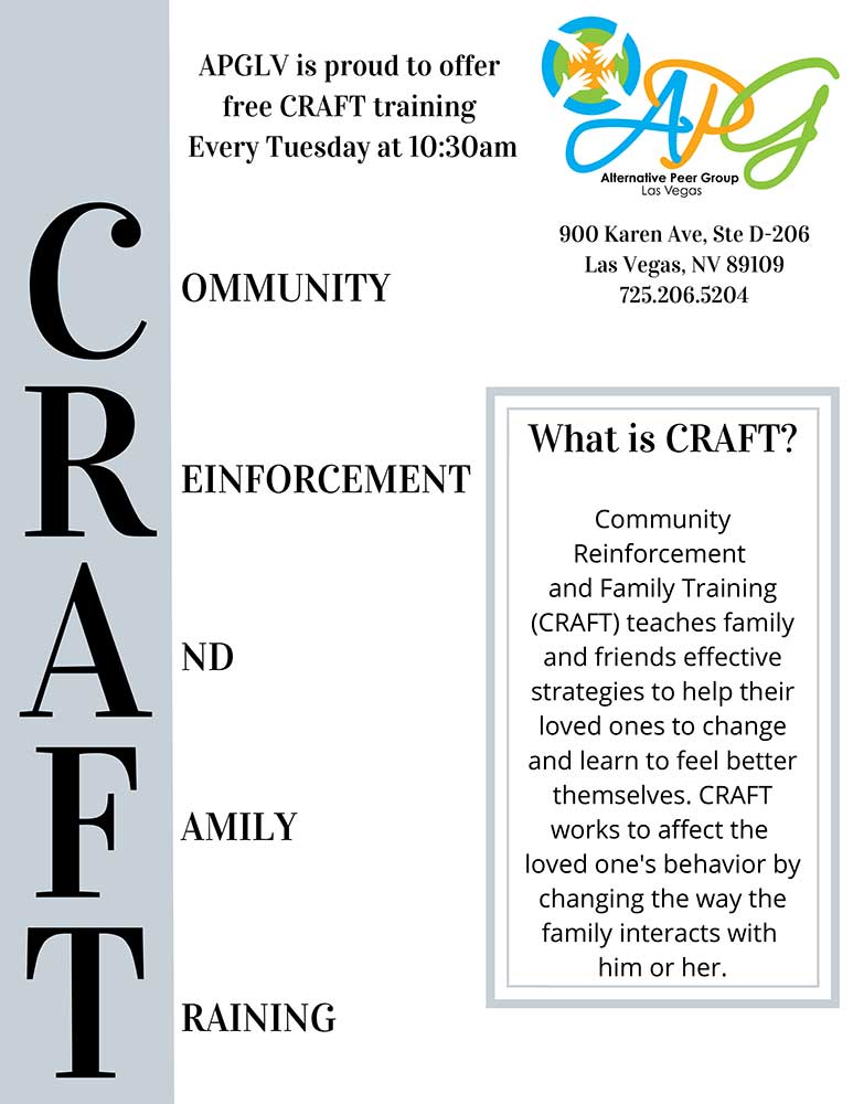 APF Craft Flyer