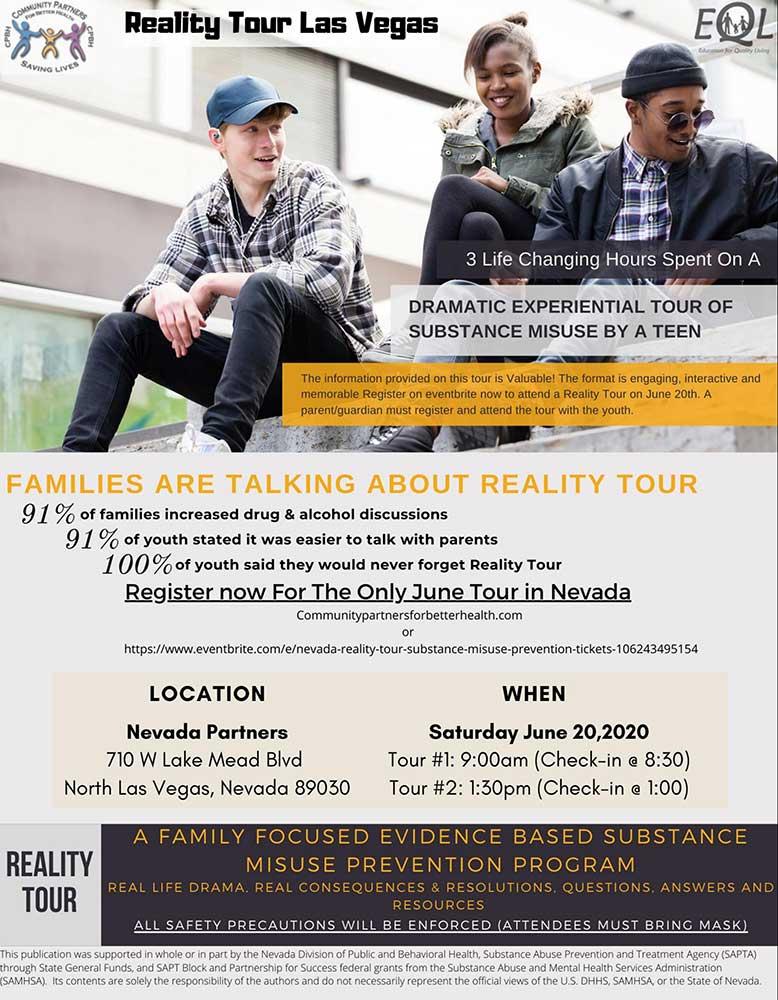 Reality Tours Las Vegas